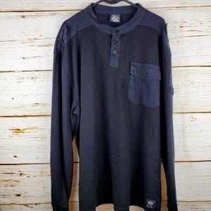 Old Skool Waffle Knit Shirt